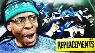 THESE UPGRADES ARE INSANE! THE REPLACEMENTS #6 Madden 18 Ultimate Team
