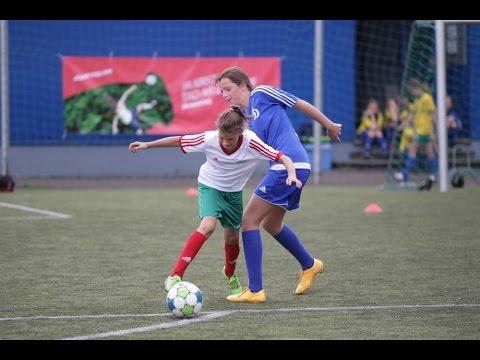 FK Liepāja uzvar Latvijas meiteņu futbola čempionāta U-12 B grupā