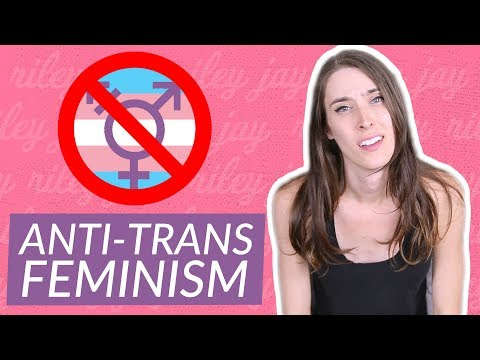 What is a TERF? | Riley J. Dennis
