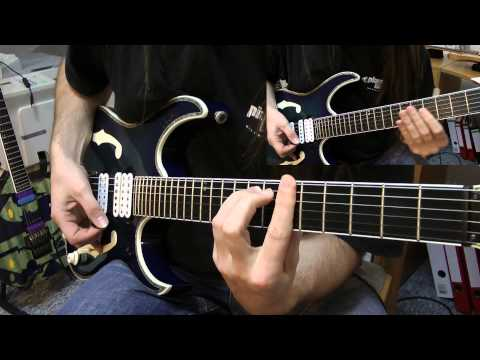 Kaiser Chiefs - Ruby - (Guitar Cover) - Stahlverbieger