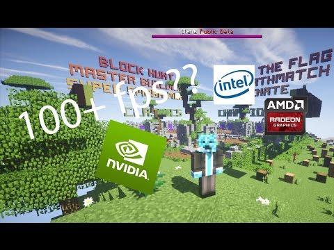 Solusi Lag FPS di Minecraft!!  Minecraft: OptiFine Mod + FPS Comparison  Bahasa Indonesia