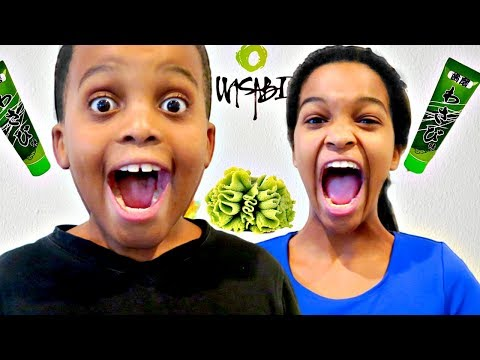 Thumbnail: Bad Baby Grinch ATTACKS AGAIN Gross Wasabi Prank - Christmas Toys - Onyx Kids