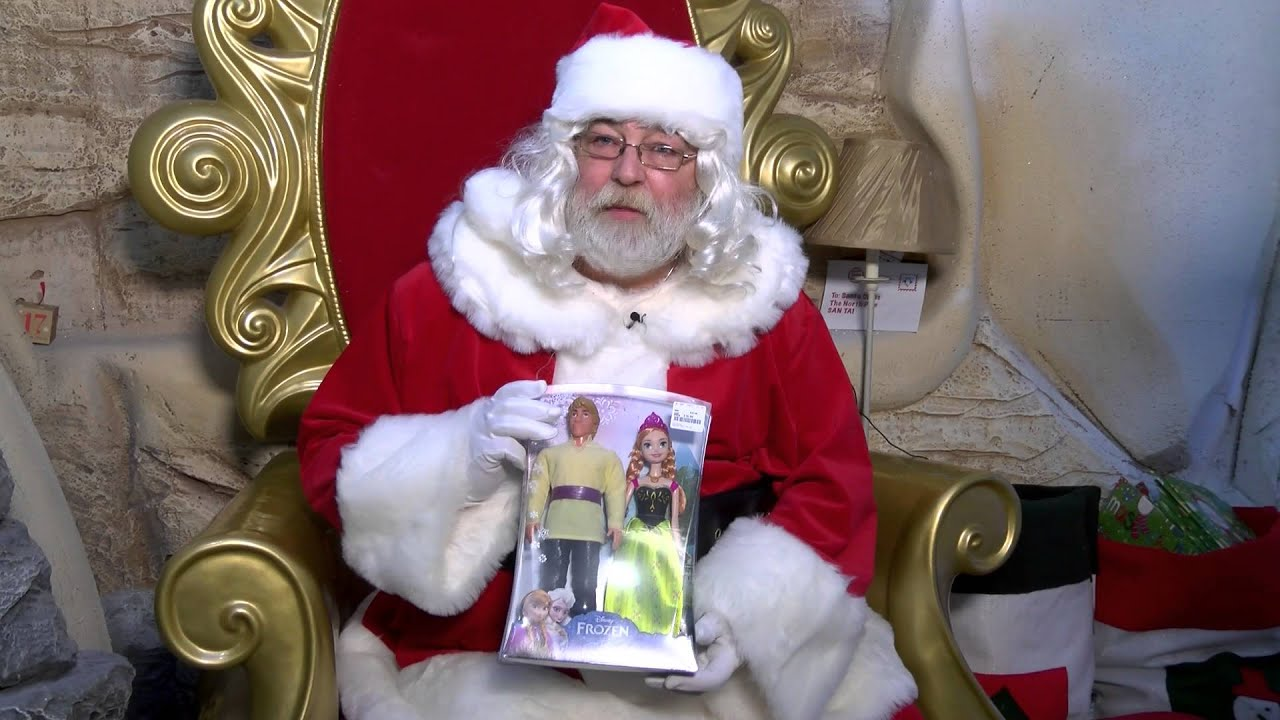 gift ideas with santa claus at cascades shopping centre - Pictures With Santa Claus