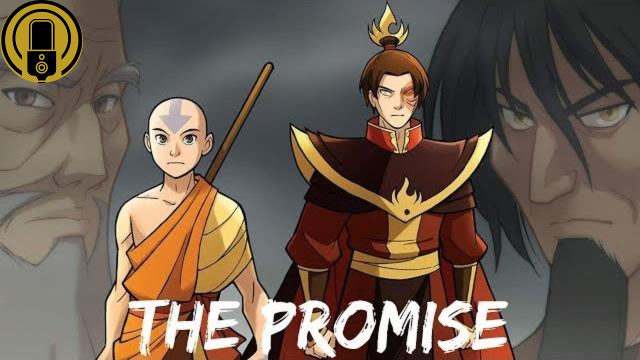 Download Avatar: The Last Airbender | The Promise 📜 by Gene Yang (Full Audio Motion Comic Movie) HD