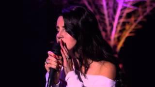Lana del rey - radio (live) itunes festival 2012
