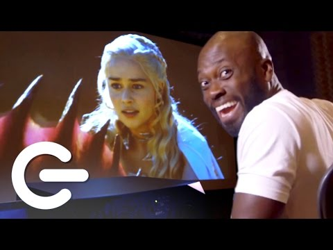 Mixing Game Of Thrones at Dolby Digital - The Gadget Show