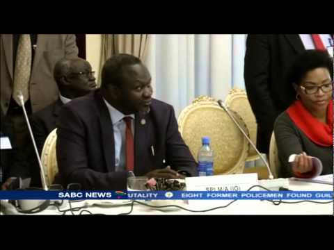 Salva Kiir has signed a peace and power sharing deal