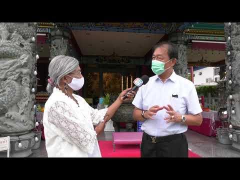 มูลนิธิกู้ภัยร่มไทร มีนบุรี - วิหารพระโพธิสัตว์กวนอิม