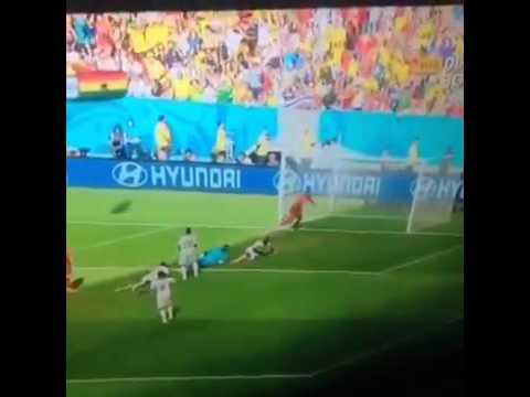 Cristiano Ronaldo Goal 2 1  Portugal vs Ghana ~ World Cup 2014 FIFA 26 06 14
