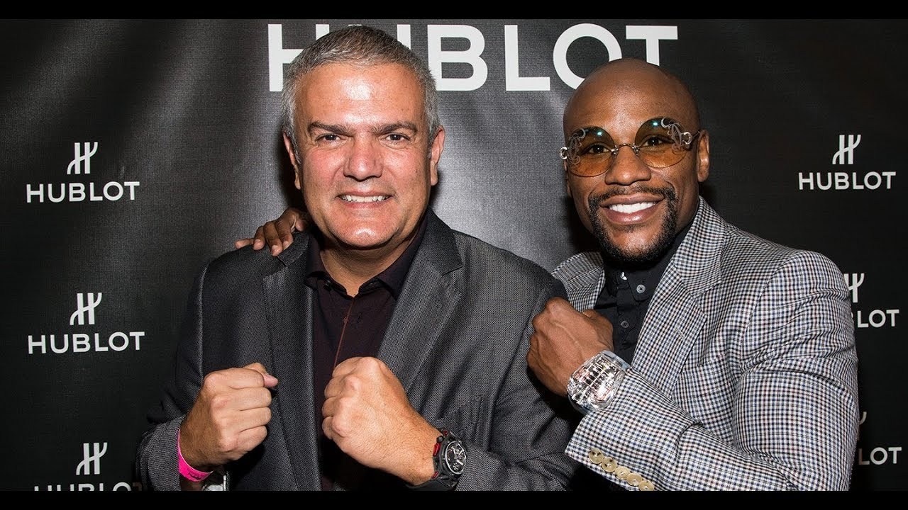 HUBLOT MAYWEATHER MEET & GREET