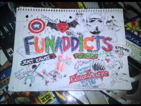 FUNADDICTS Podcast E01
