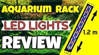 Product Review: 1.2 Meters Long Full Spectrum LED Aquarium Lights for Fish, Shrimp and Planted Tanks