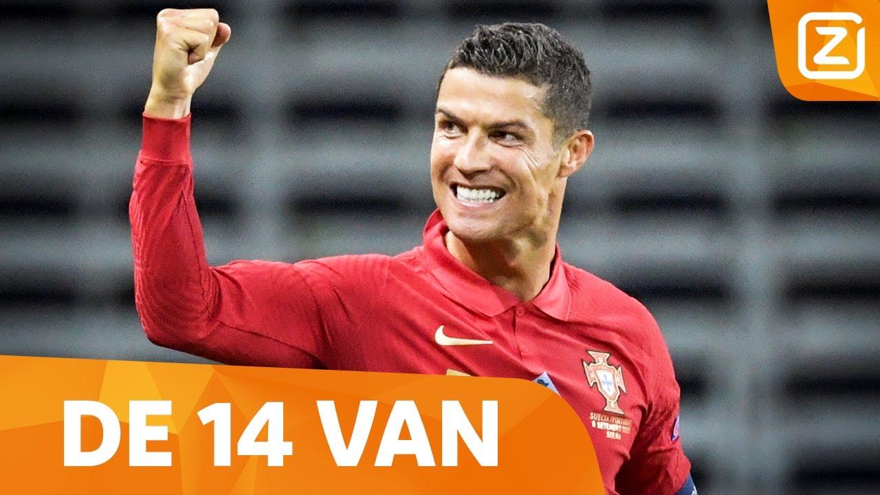 14 schitterende Nations League goals in 2020? | De 14 van Ziggo Sport