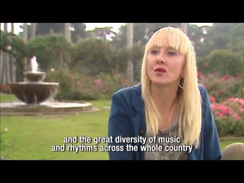 Los Importados - Sarah Storer y su amor por los ritmos colombianos