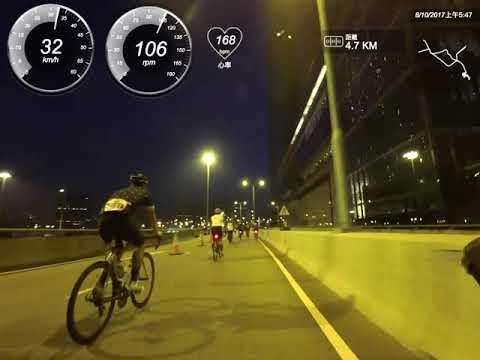 2017 Sun Hung Kai Properties Hong Kong Cyclothon 50KM 新鴻基香港單車節 50公里