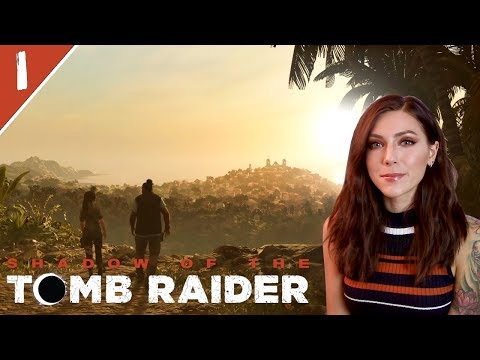 The Mayan Apocalypse | Shadow of the Tomb Raider Pt. 1 | Marz Plays