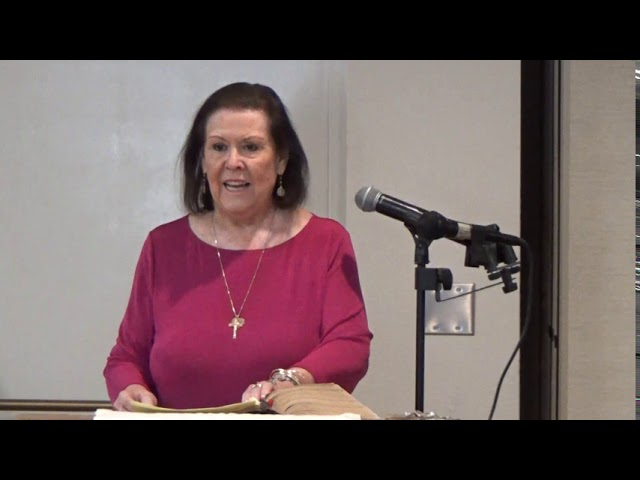 Women's Christian Fellowship, The Book of Exodus,  Introduction, Scripture Day 09 17 2020