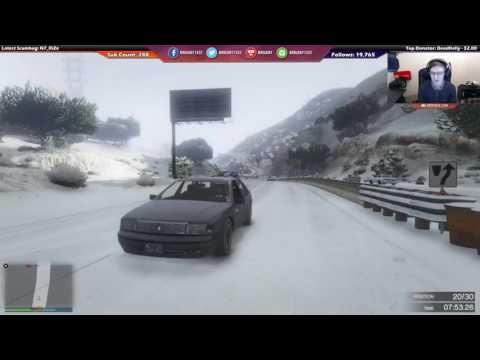 The Snowfred Stratum Strat (GTA Online) [Gfred]