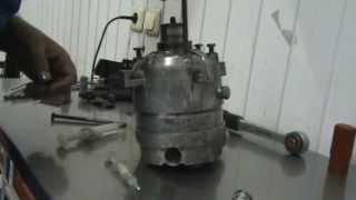 Автокондиционер. Компрессор GM HARRISON V5(клиентом был принесен компресор от опель вектры с проблемой протечки через него фреона., 2013-07-02T21:19:29.000Z)