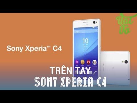 Vật Vờ - Trên tay đánh giá nhanh Sony Xperia C4: đây mới là siêu phẩm tầm trung của Sony