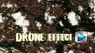 Make Map Effect drone like Andreas Hem #Sony_Vegas_Pro