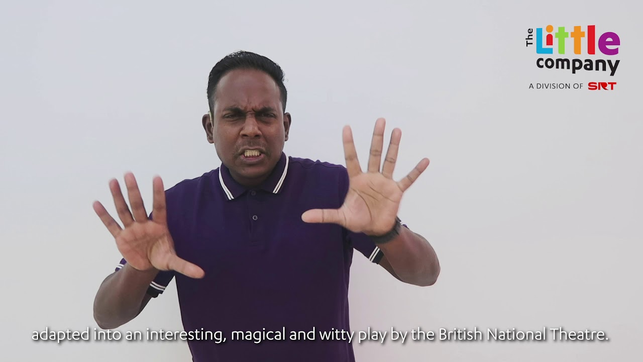Sign Language Performance Of The Cat In The Hat Youtube