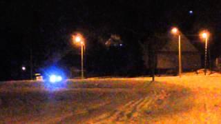 Pierwszy Śnieg BMW E39