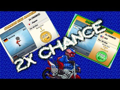 Bike Race - WORLD TOUR - 2X CHANCE For EACH BIKE - Legal TRICK/BUG