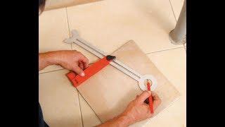 Точная разметка в плитке - Обзор маркера  для отверстий  Kapro