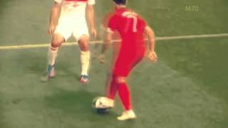 Cristiano Ronaldo Amazing Skill  Portugal vs Turkey 2012