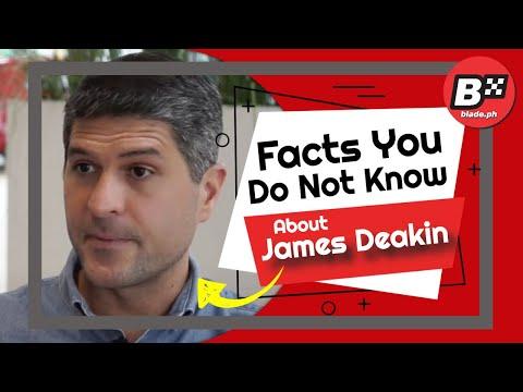 5 Jobs He did before becoming James Deakin