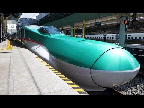 10 Treni più