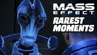 Rarest Mass Effect Moments You Might Not Know About
