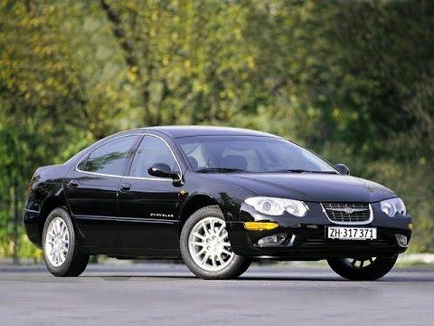 Обзор масштабной модели Chrysler 300M