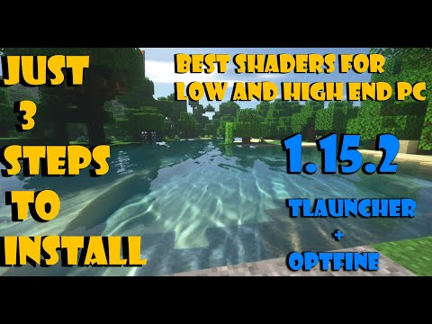 how-to-download-and-install-shaders-in-minecraft-1.15.2-using-tlauncher-|-just-3-steps-|