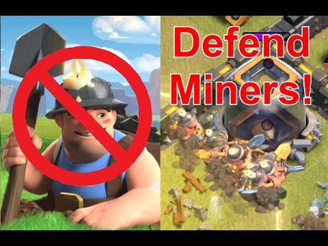 How to Defend Against Miners at TH10