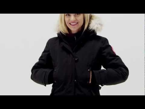 Canada Goose expedition parka outlet discounts - Canada Goose: Women's Kensington Parka Review - YouTube