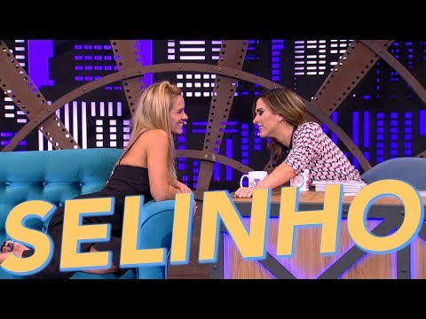 Raspando - Carolina Dieckmann + Tatá Werneck - Lady Night - Humor Multoshow