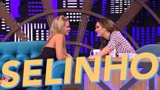 Raspando - Carolina Dieckmann + Tatá Werneck - Lady Night - Humor Multoshow