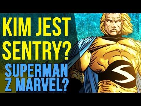 Kim jest Sentry? | Superman z Marvel? - Komiksowe Ciekawostki