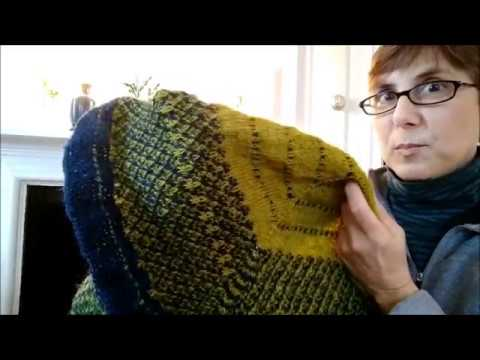 Knitting By The Sea: Episode 58: Winter Storm!