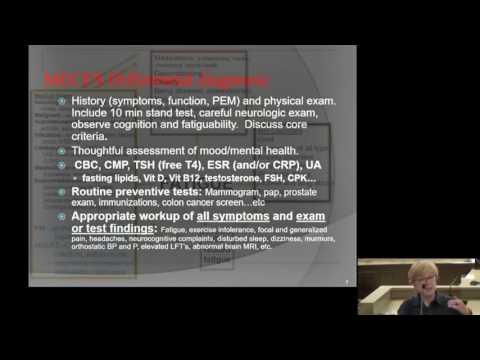 Simple But Effective Tools for Management of ME/CFS and FM - Lucinda Bateman, MD