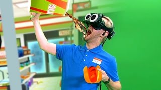 One of Get Good Gaming's most viewed videos: WORST EMPLOYEE EVER! | Job Simulator IRL
