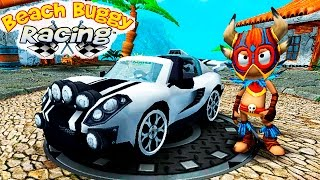 МАШИНКИ BEACH BUGGY RACING #11 гонки тачки ИГРА Веселое видео про машинки для детей VIDEO FOR KIDS