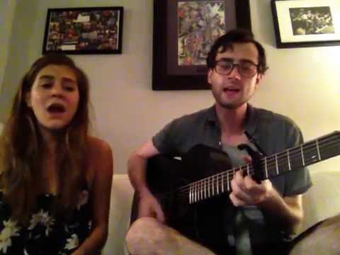 Laura Dreyfuss and Will Connolly Cover of