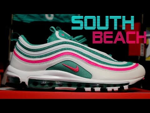 AIR MAX 97 SOUTH BEACH REVIEW