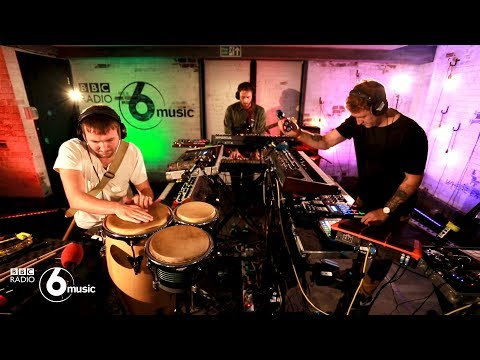Maribou State - Feel Good (6 Music Live Room)