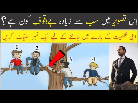 Who Is The Most Stupid Here in this Picture?  Urdu/Hindi