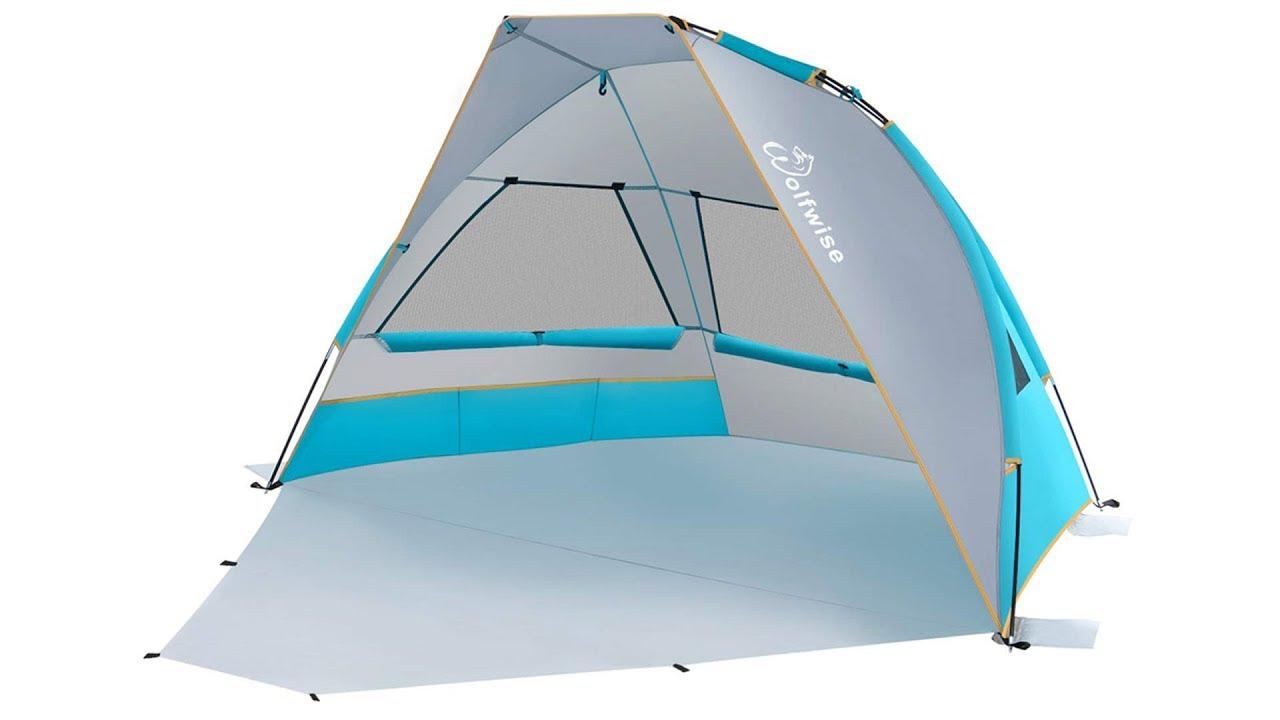 Portable Beach Canopy Tent Sun Shade