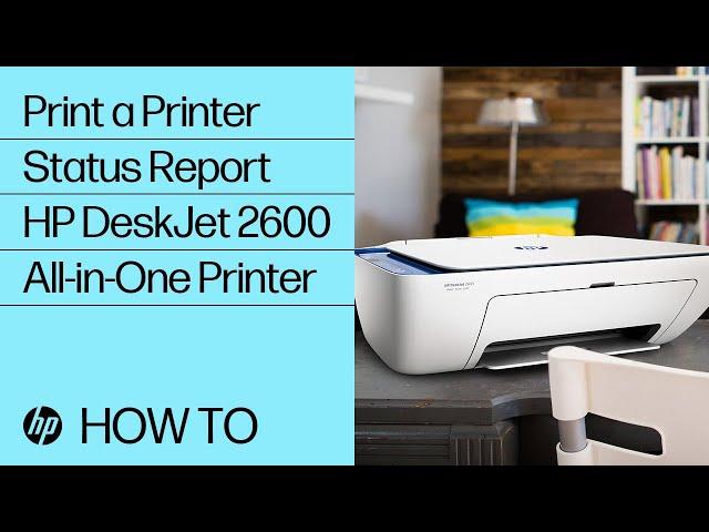 Cartouche Imprimante Hp Deskjet 2600 All In One Series